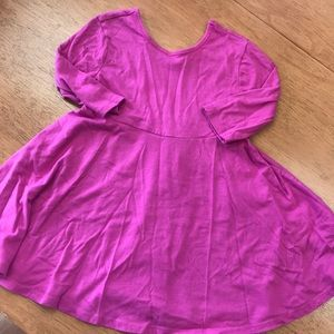 3T pink Old Navy dress